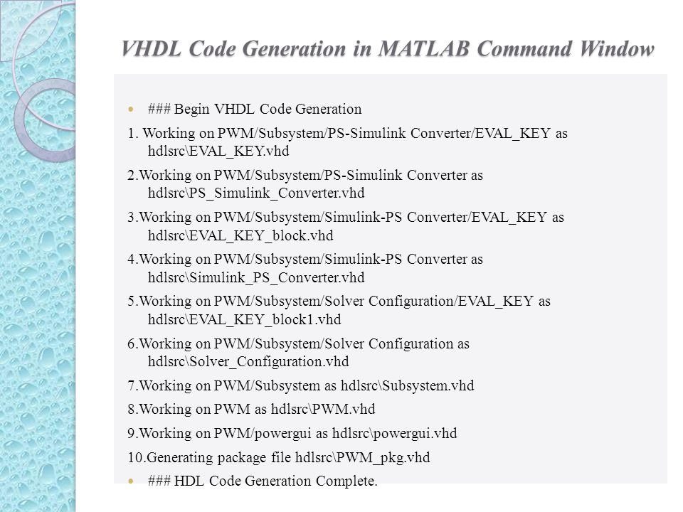 IMPLEMENTATION OF FPGA BASED CONTROLLER FOR BLDC MOTOR - ppt video