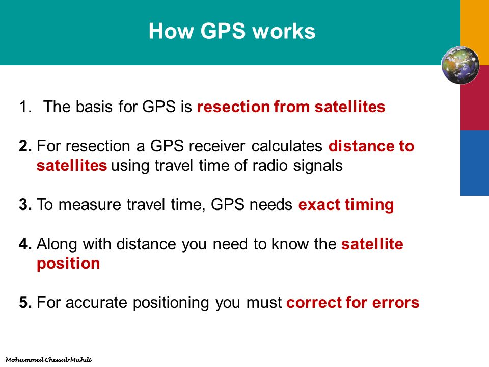 Gps |authorstream.