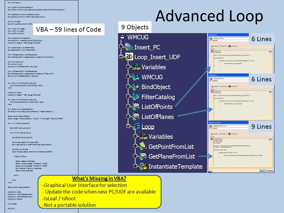 Power Copy and UDF Automation Jeff Roark Johnson Controls - ppt