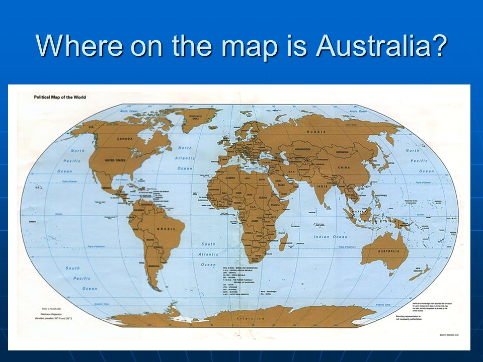 Map Of Australia Physical Features.Location Political And Physical Features Ppt Download