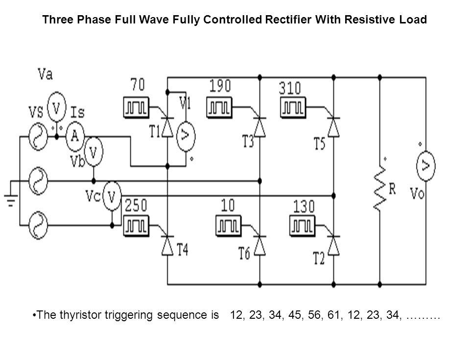 Three Phase Half Wave Controlled Rectifier with Resistive Load - ppt on boost converter, flyback converter, uninterruptible power supply, 3 phase cable, 3 phase switchgear, 3 phase converter, 3 phase power supply, 3 phase signal, switched-mode power supply, 3 phase current, 3 phase cycloconverter, phase converter, 3 phase washer, 3 phase filter, 3 phase socket, variable-frequency drive, voltage doubler, 3 phase blender, silicon controlled rectifier, surge protector, 3 phase power inverter, 3 phase motor, 3 phase voltage, 3 phase contactor, electrical ballast, power inverter, 3 phase ac, 3 phase ic, 3 phase sensor, voltage multiplier, buck converter, 3 phase coil, circuit breaker, 3 phase wire, dc-to-dc converter,