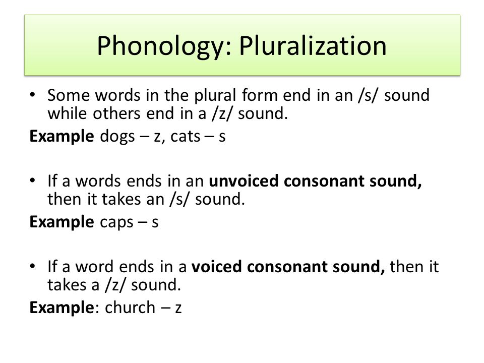 voiced consonants examples