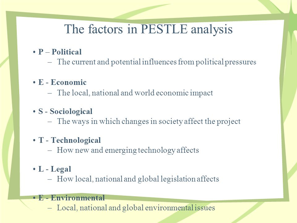PRESENTATION ON PESTEL ANALYSIS OF COLOMBIA - ppt video online download