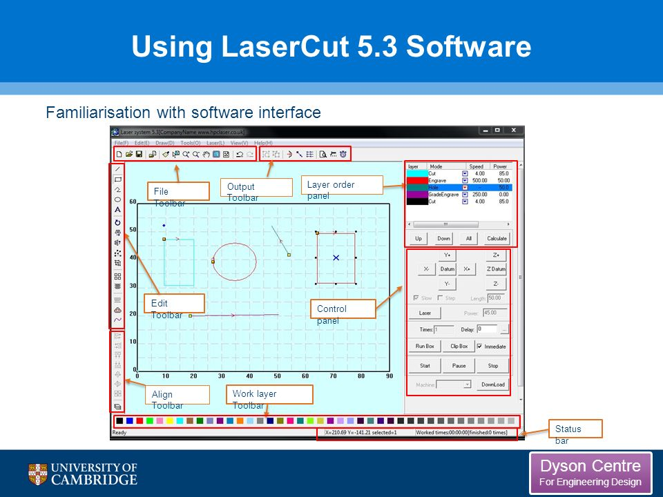 An introduction to using HPC Laser Cutter - ppt video online download