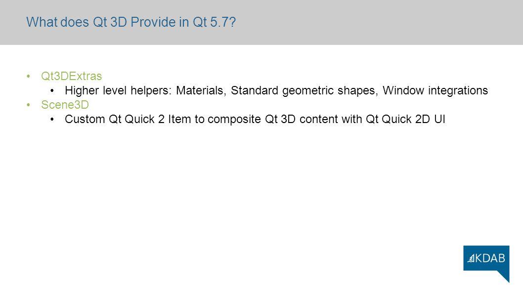 Introducing Qt 3D Sean Harmer Paul Lemire - ppt video online