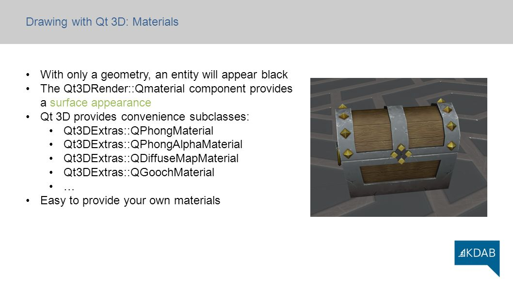 Introducing Qt 3D Sean Harmer Paul Lemire - ppt video online download
