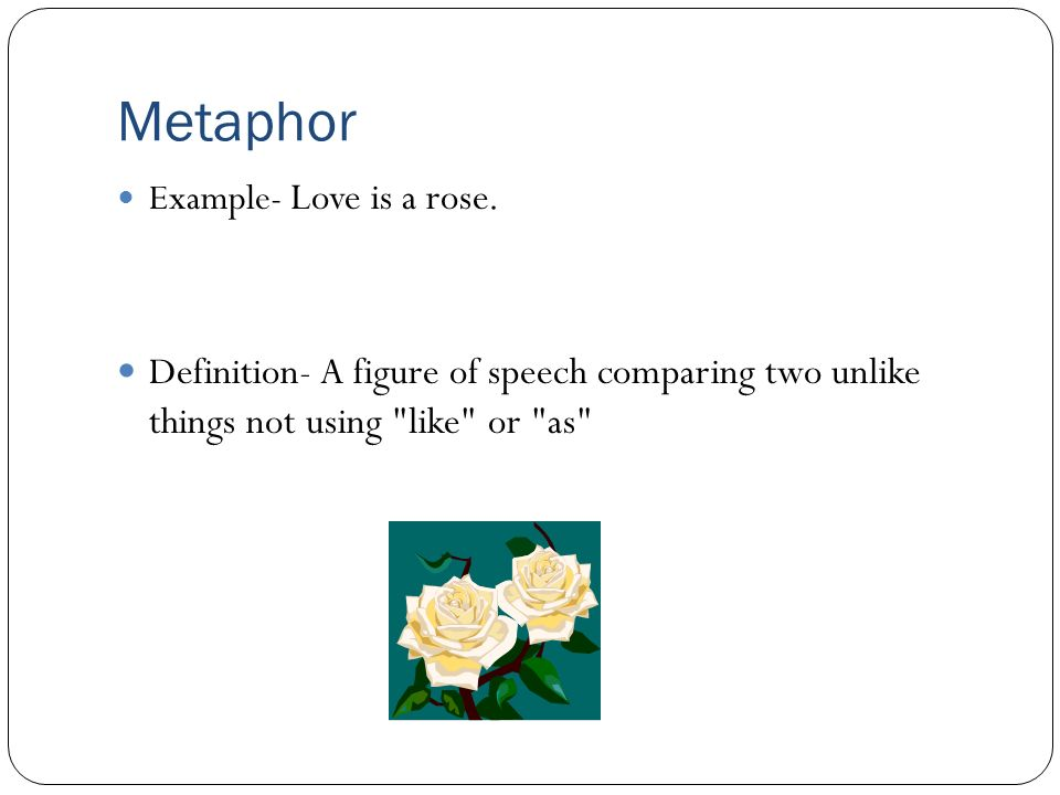 Literary Terms Ppt Video Online Download