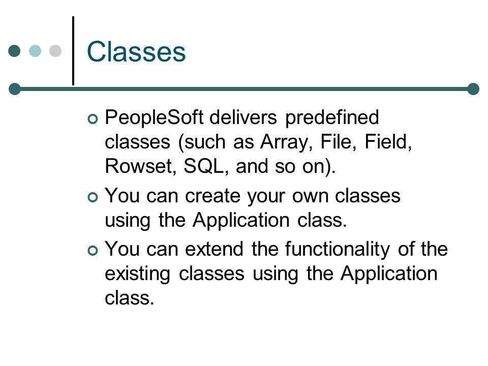 Peoplecode create array any