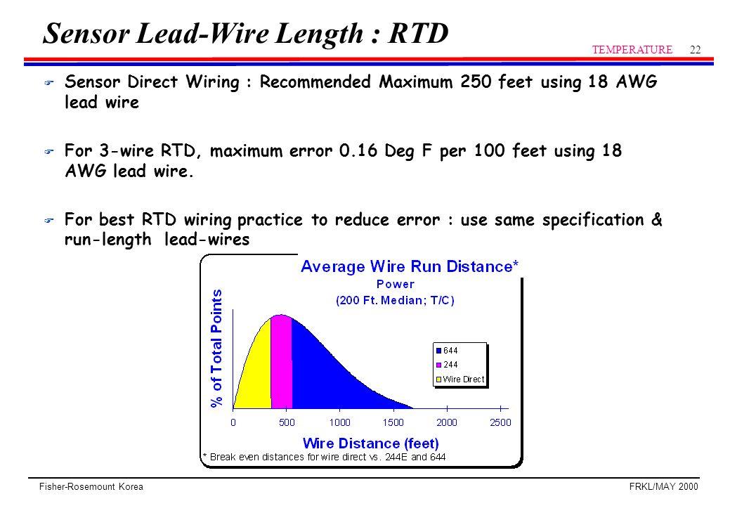 Rtd Sensor Temperature Ppt Video Online Downloadrhslideplayer: Rosemount 3 Wire Rtd Wiring Diagram At Gmaili.net