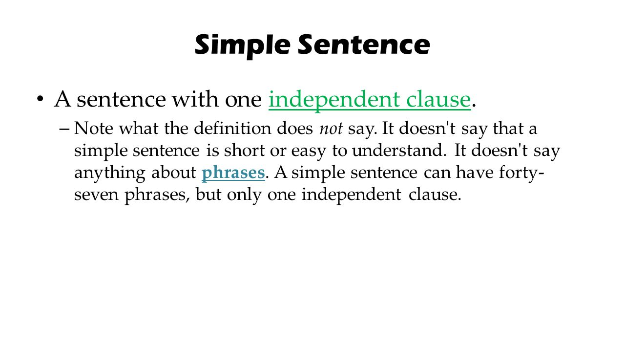 lesson for 2-10: today you will learn how combining clauses can vary