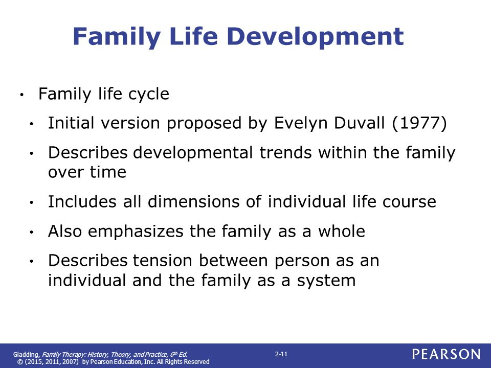 evelyn duvall family development stages