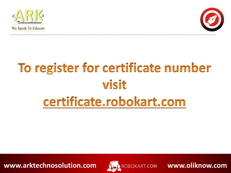 How To Get Certificate Number Ppt Video Online Download