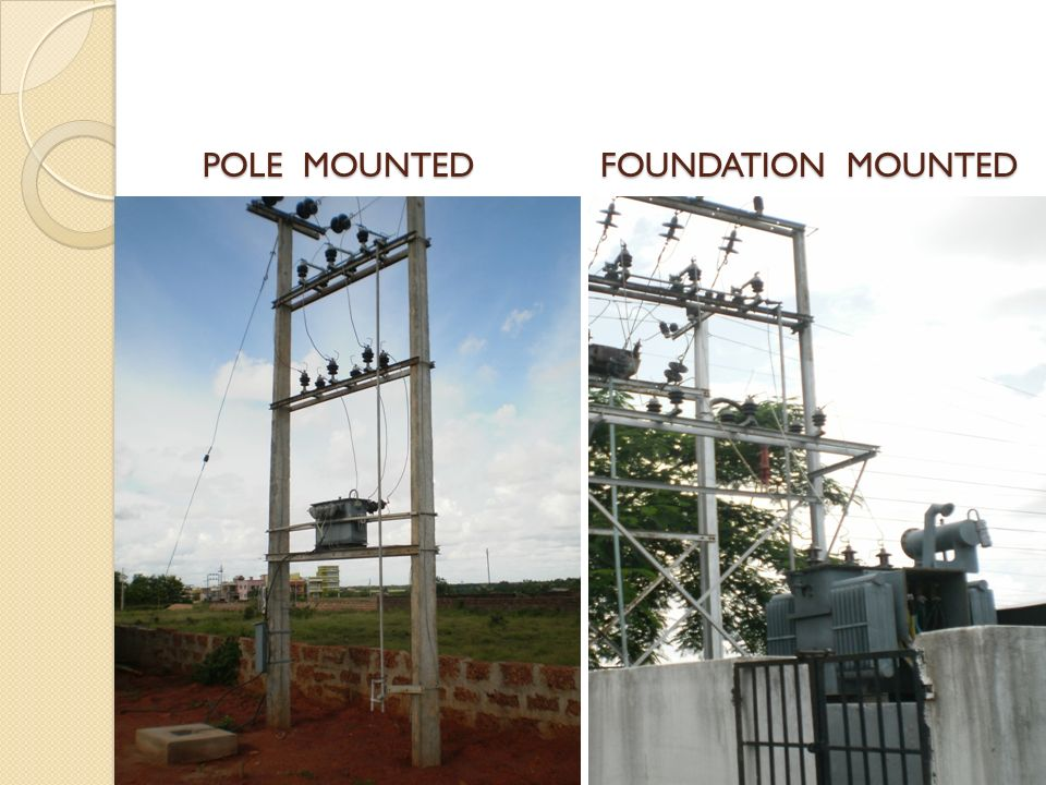 Single Phase And Three Phase Distribution Substation Ppt Video