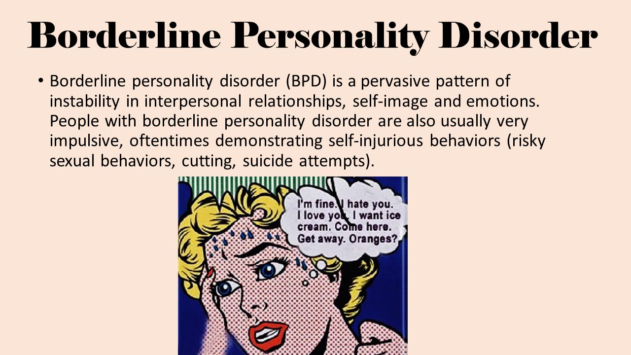 characters with histrionic personality disorder