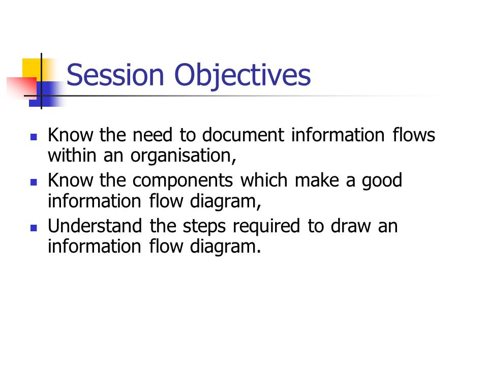 G041 Lecture 05 Information Flow Diagrams Ppt Video Online Download