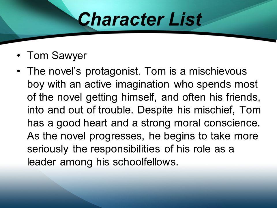 tom sawyer best friend