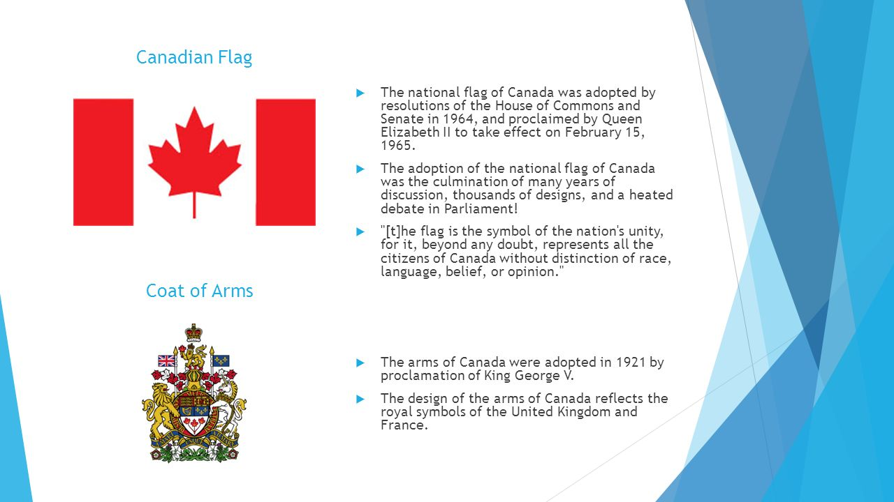 Symbols Of Canada Ppt Video Online Download
