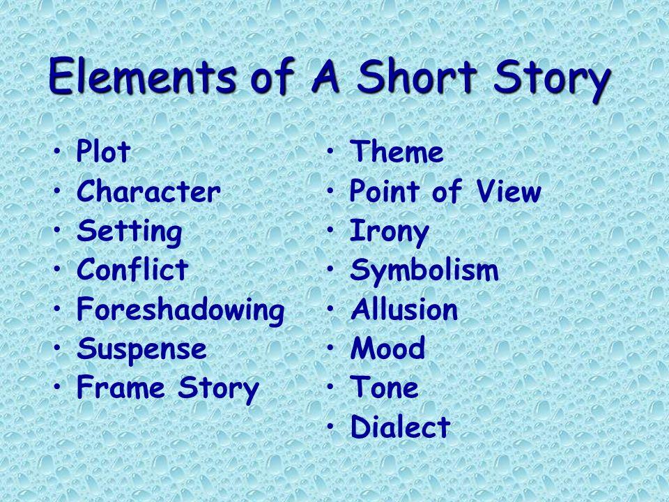 Short Stories Ppt Video Online Download