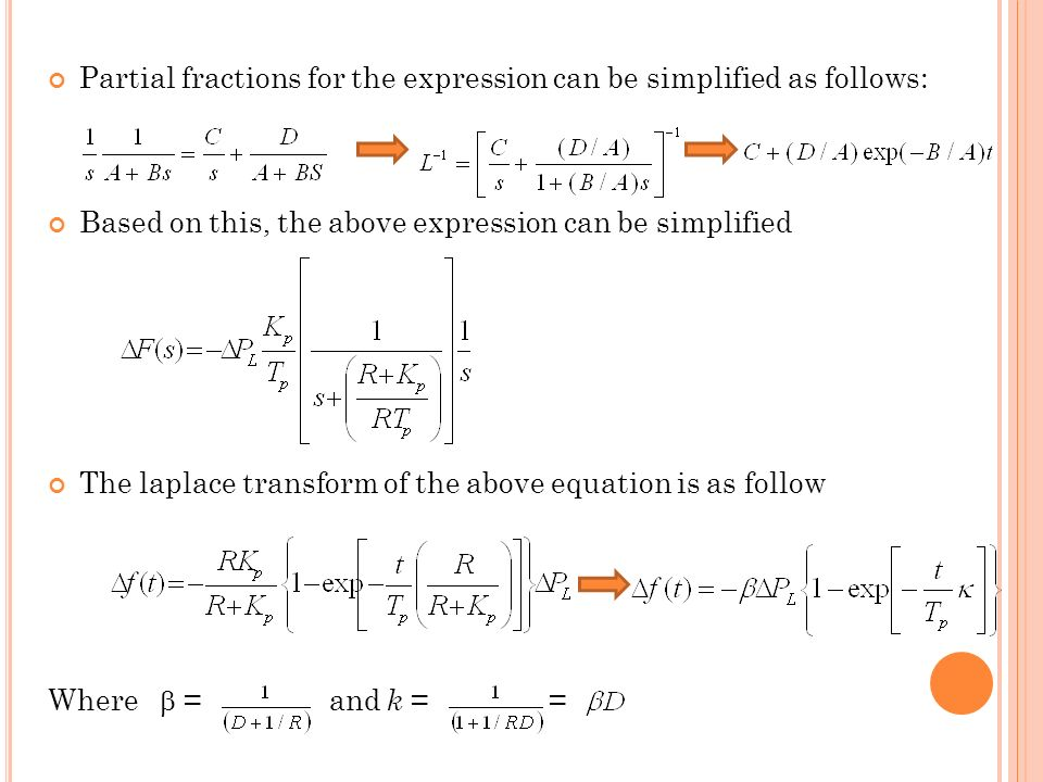 Partial fractions for the expression can be simplified as follows: