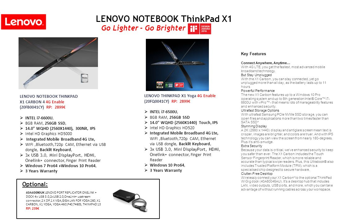 Lenovo Business Notebooks - ppt video online download