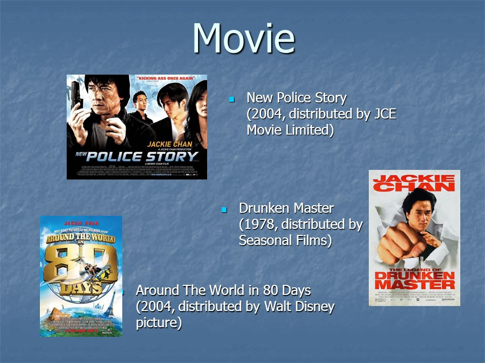 Jackie Chan  - ppt video online download