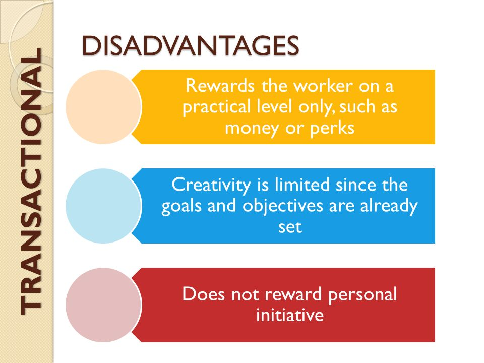 transformational leadership examples