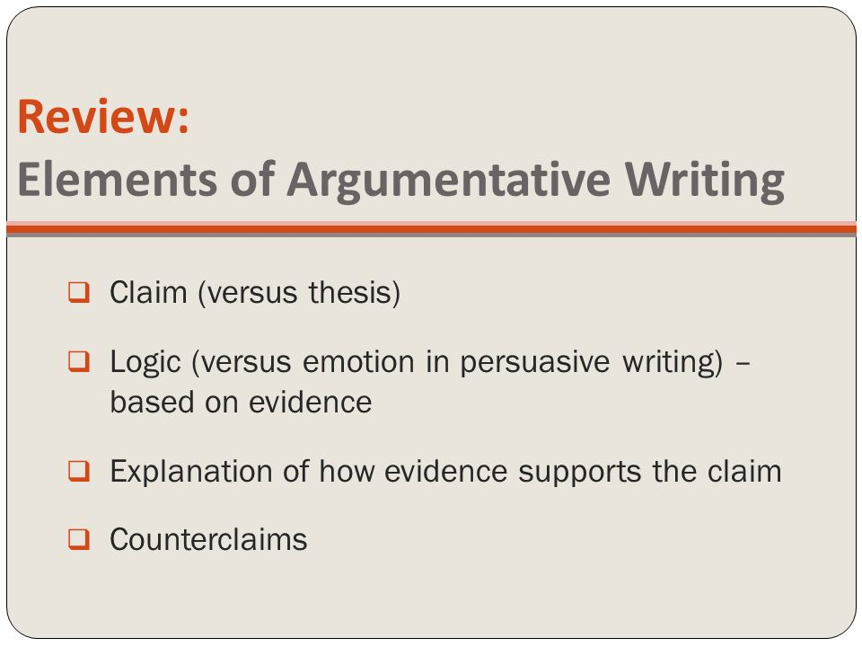 Review%3A+Elements+of+Argumentative+Writing