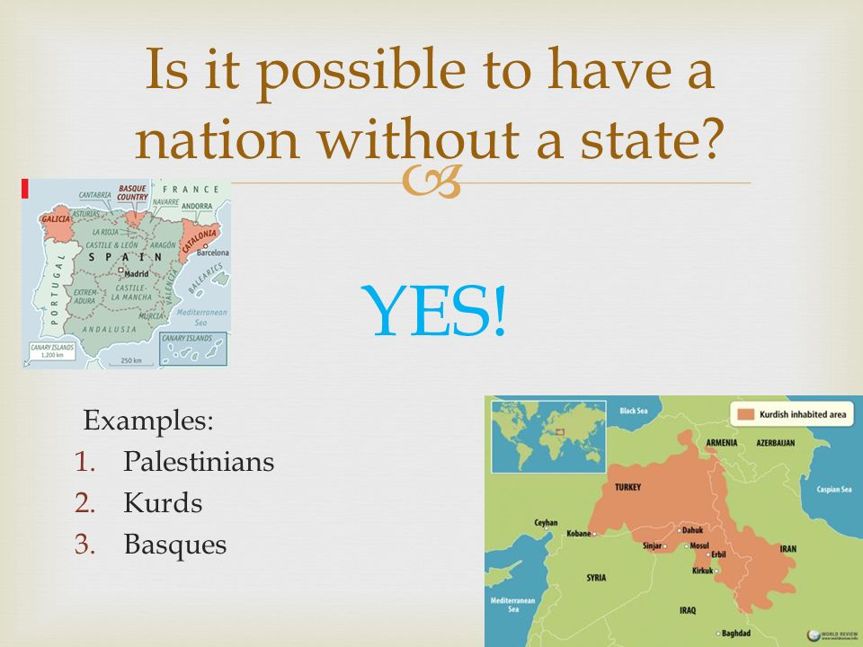 Nation States Vs Nationless States Ppt Download