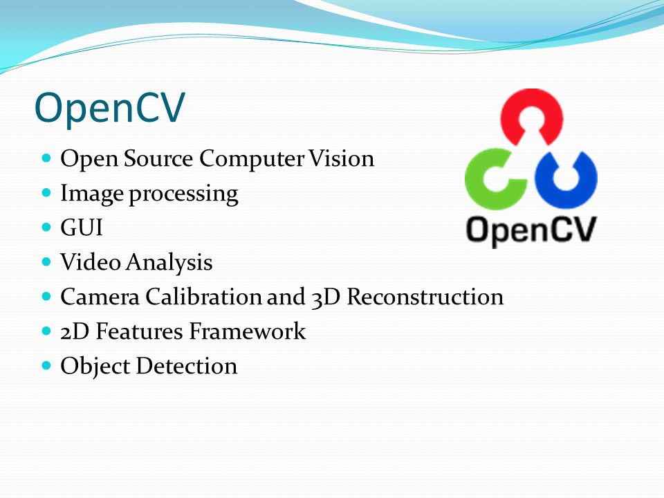 OpenCV C++ Image Processing - ppt video online download