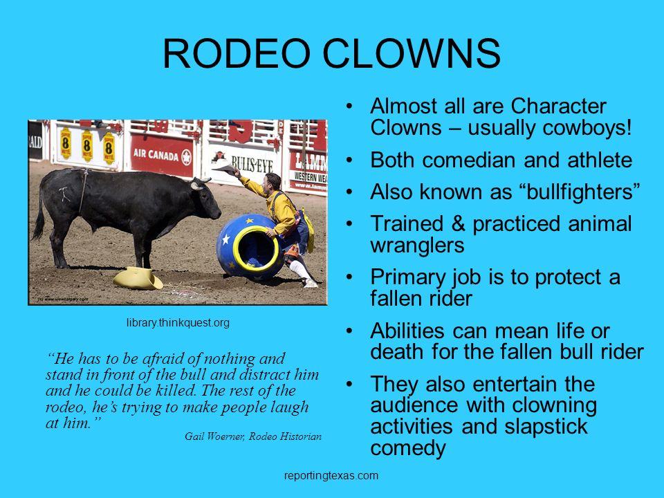 Image result for rodeo clowns advertisement