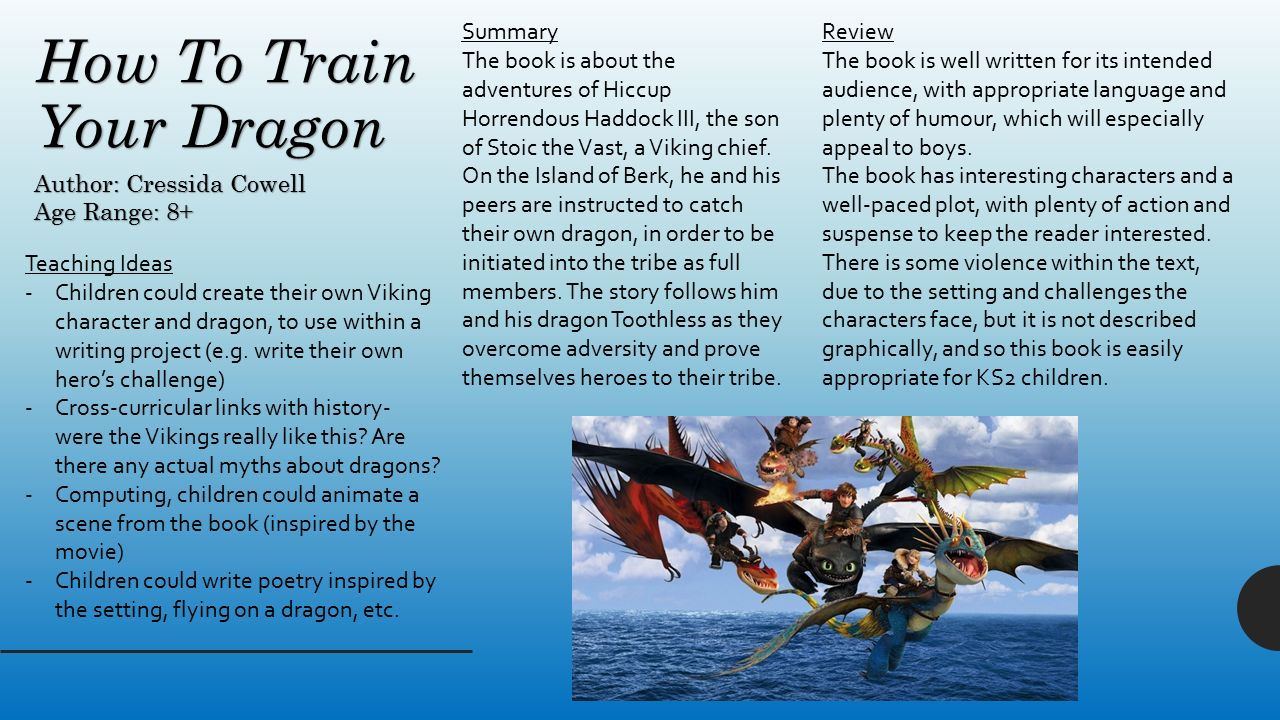 The egg author m robertson age range ppt video online download how to train your dragon ccuart Images