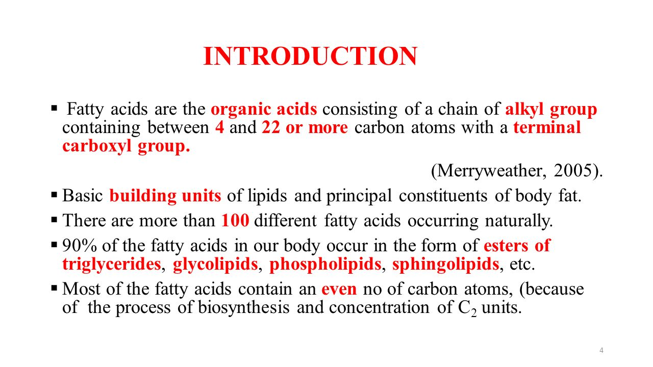 What are fats Definition, formula, classification, properties 80