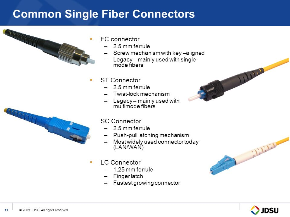 Which Types Of Video Connectors Are Common Today