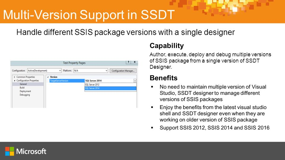 SQL Server 2016 Integration Services (SSIS) - ppt video