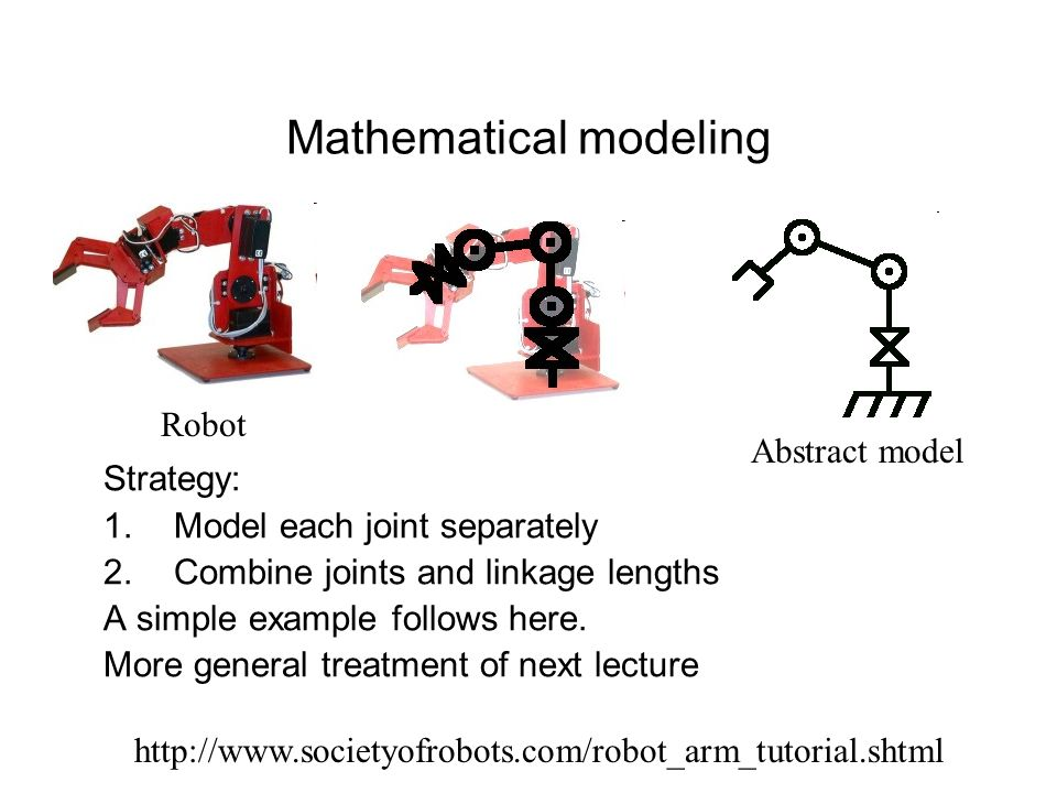 Robot Arms, Hands: With slides from  - ppt video online download