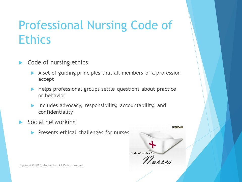 ana code of ethics for nurses 2017