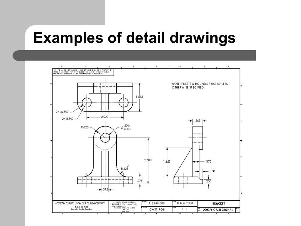 Working Drawings Competency: 00X ppt download