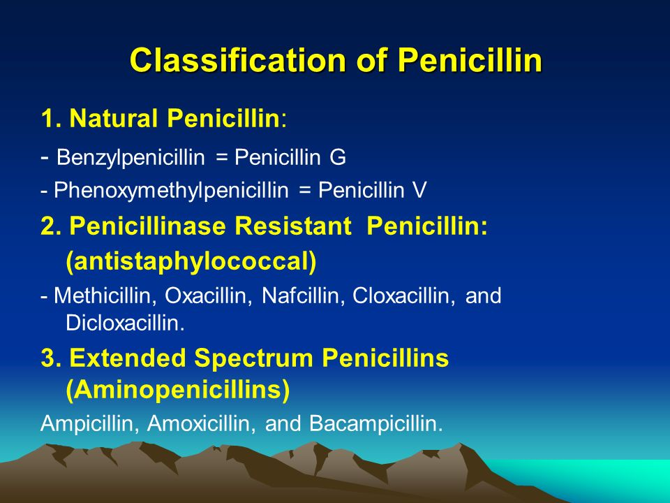 Can I Buy Ampicillin Without A Prescription