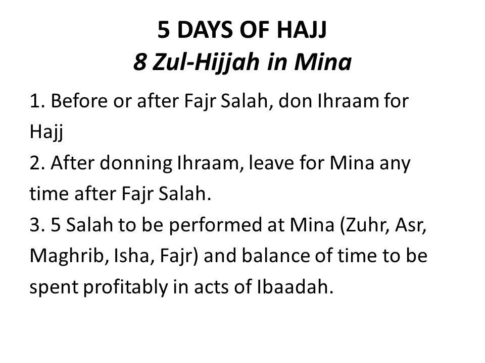 HAJJ the 5th pillar of Islam - ppt video online download