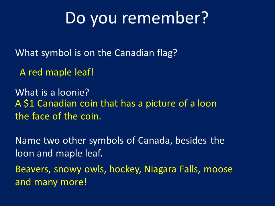 All About Canada Ppt Video Online Download