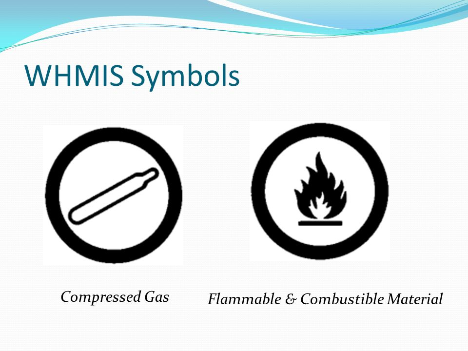 Whmis Symbols Definitions Gallery Meaning Of This Symbol