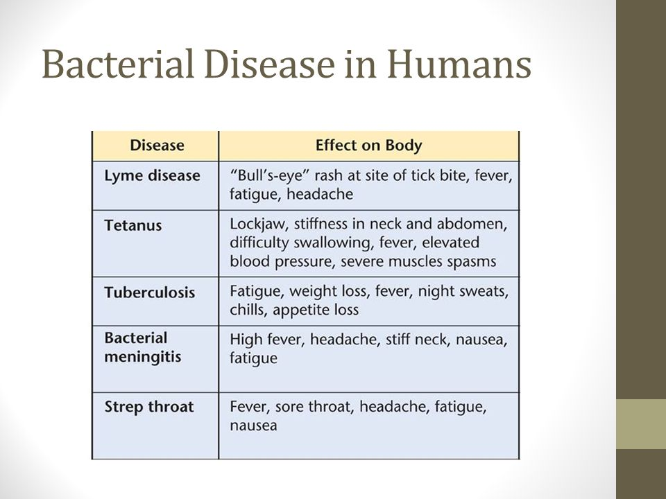 19-3 Diseases Caused By Bacteria and Viruses - ppt video