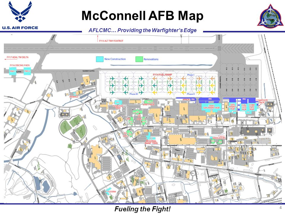 2016 tanker wwr kc 46 site activation overview ppt video online 4 mcconnell afb map 4 freerunsca Images