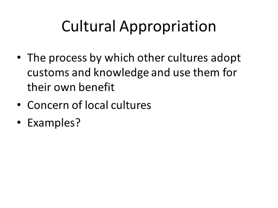 Vocab Terms Acculturation Assimilation Commodification Ppt Download