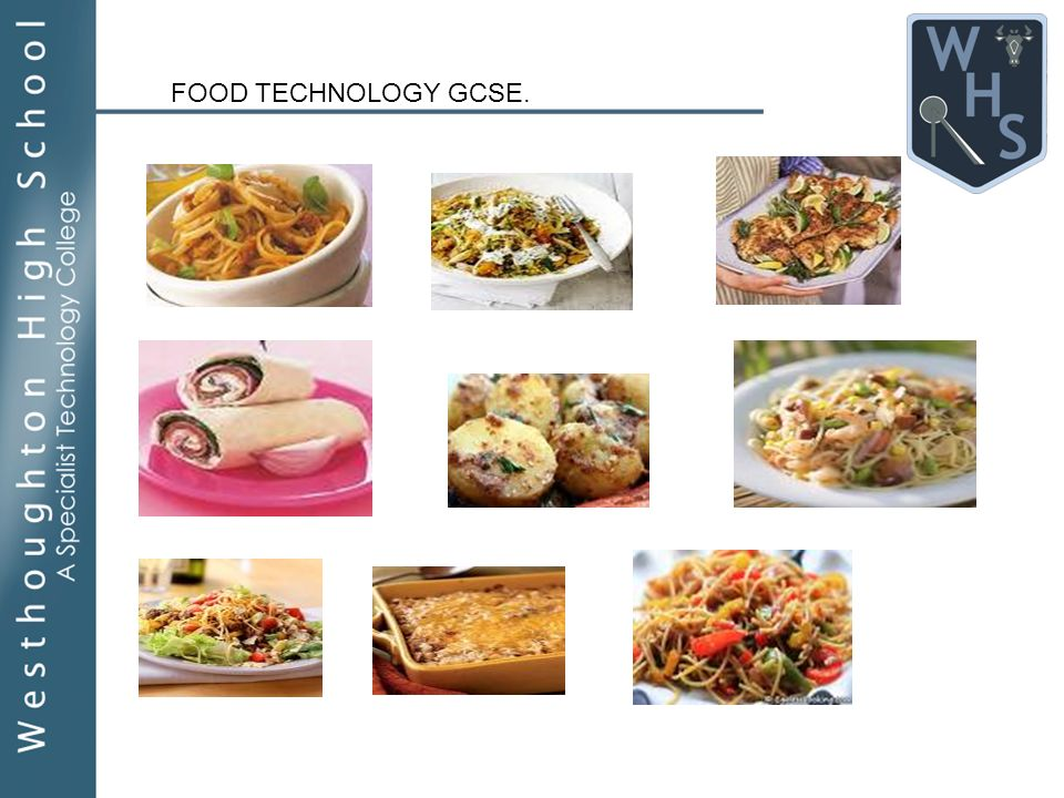 Food technology gcse year 10 design brief for main meals ppt 5 food technology gcse forumfinder Gallery