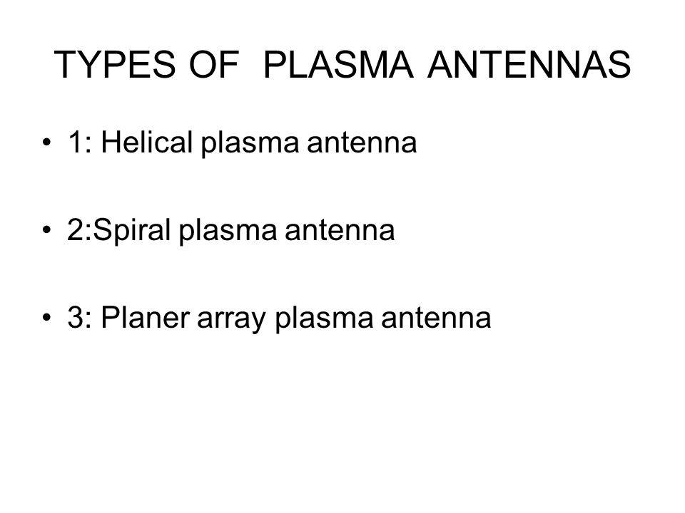 PLASMA ANTENNA  - ppt video online download