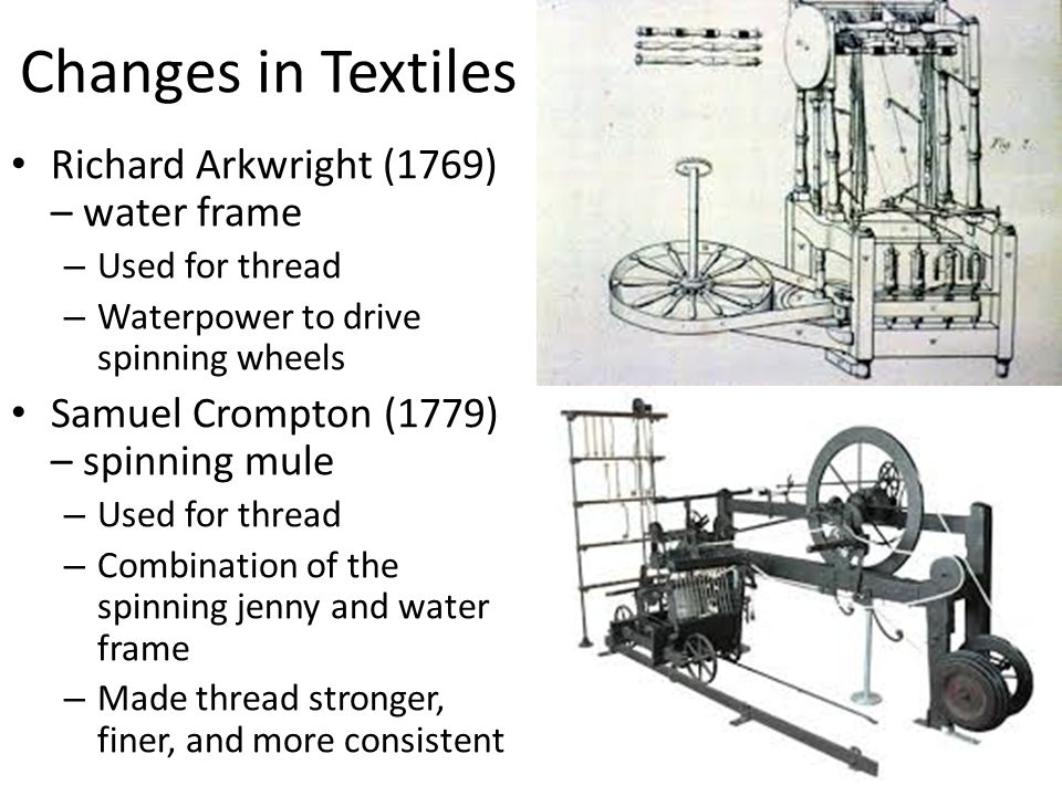 The Beginning of Industrialization - ppt download