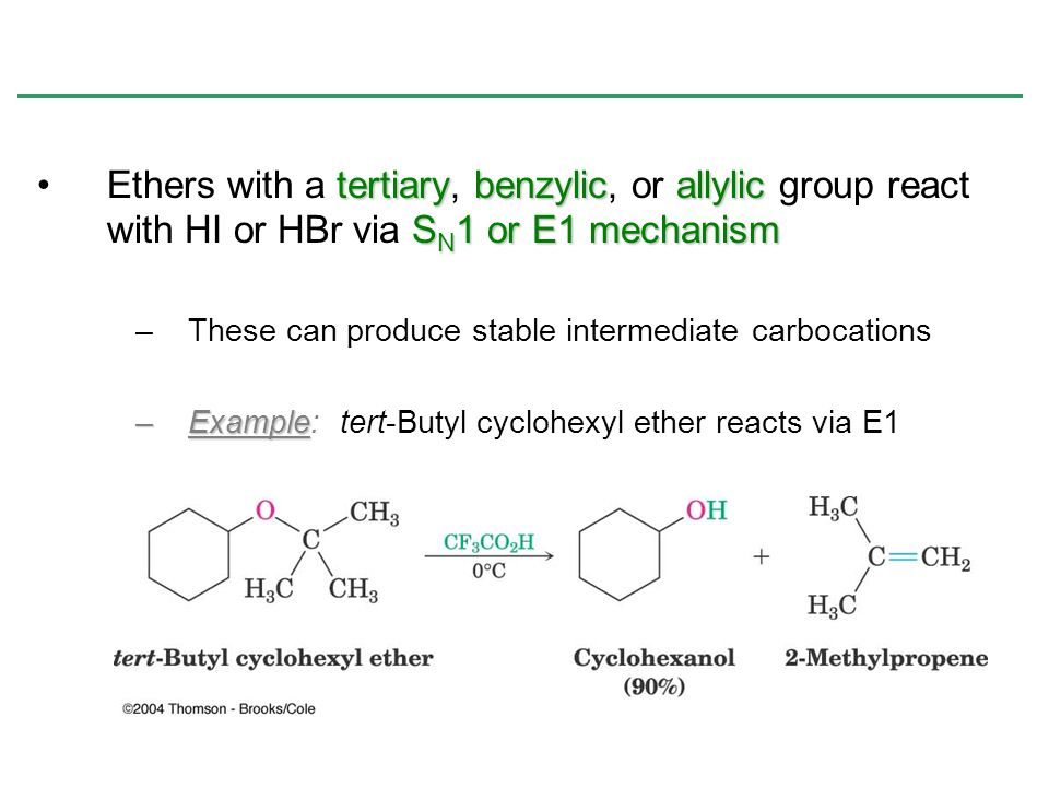 Chapter 18 Ethers And Epoxides Thiols And Sulfides Ppt Video