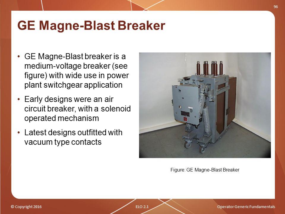 operator generic fundamentals ppt download  96 ge magne blast breaker