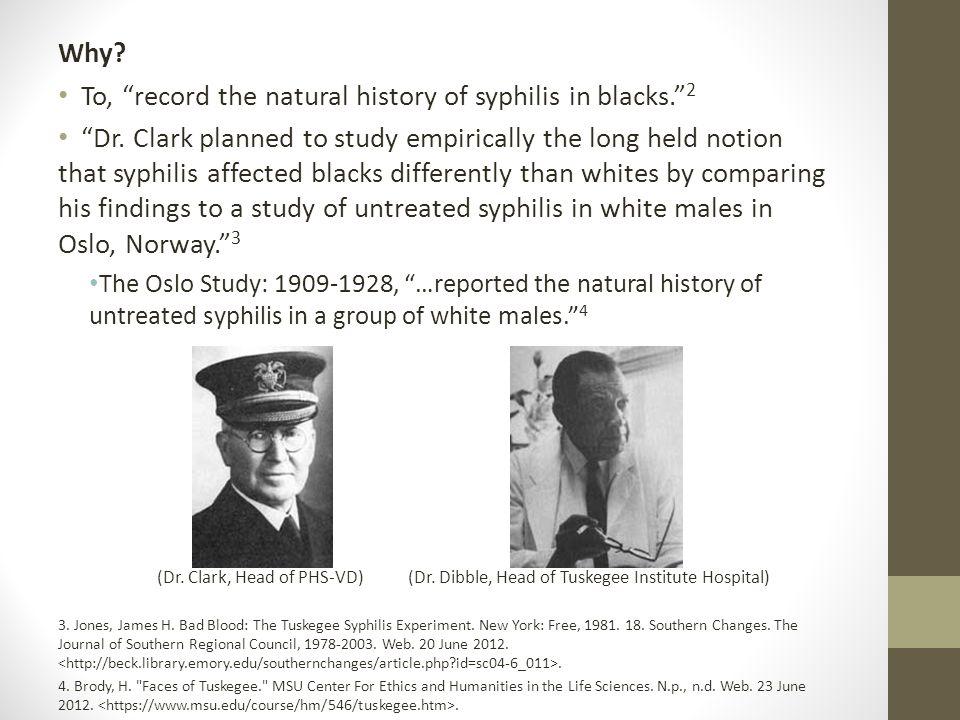 bad blood tuskegee syphilis study
